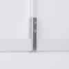 silver security rod sleeve